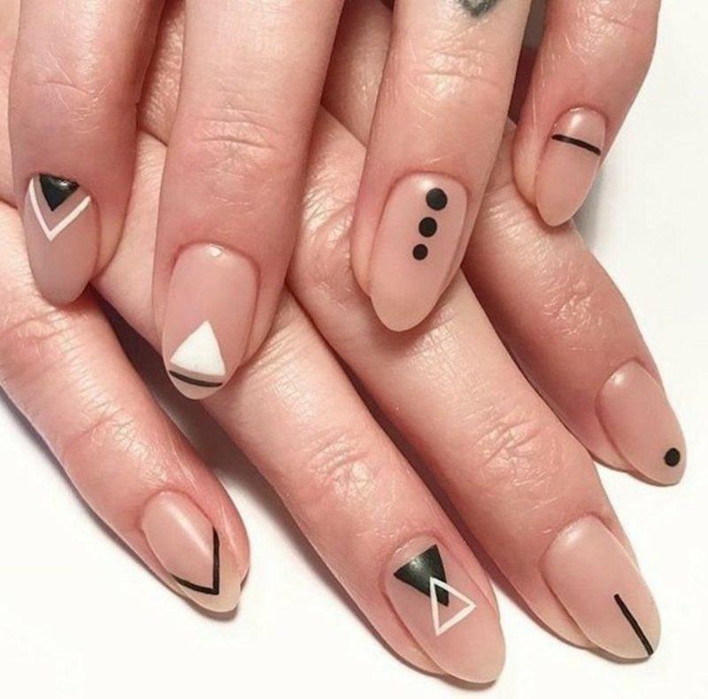 Nageldesign Elegant Dezent  Nageldesign schlicht – elegante und praktische Ideen für
