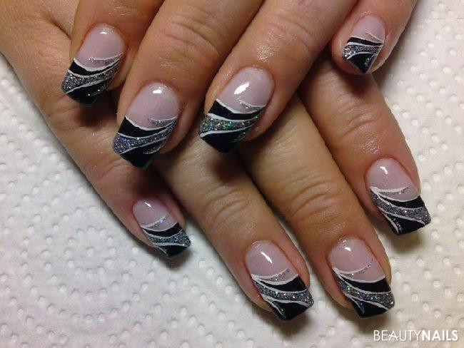 Nageldesign Forum  black Nageldesign