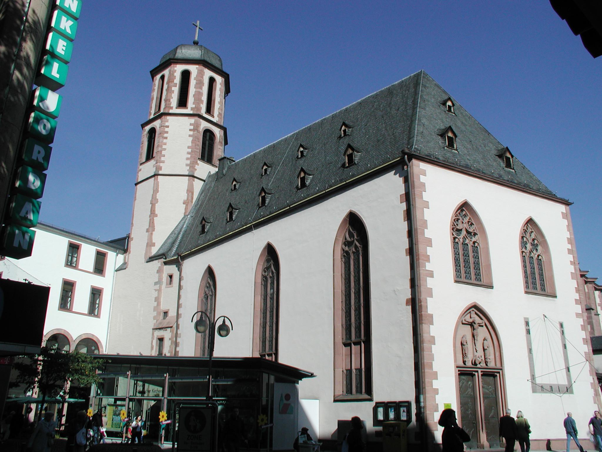 Nageldesign Frankfurt Am Main  Frankfurt am Main Liebfrauenkirche