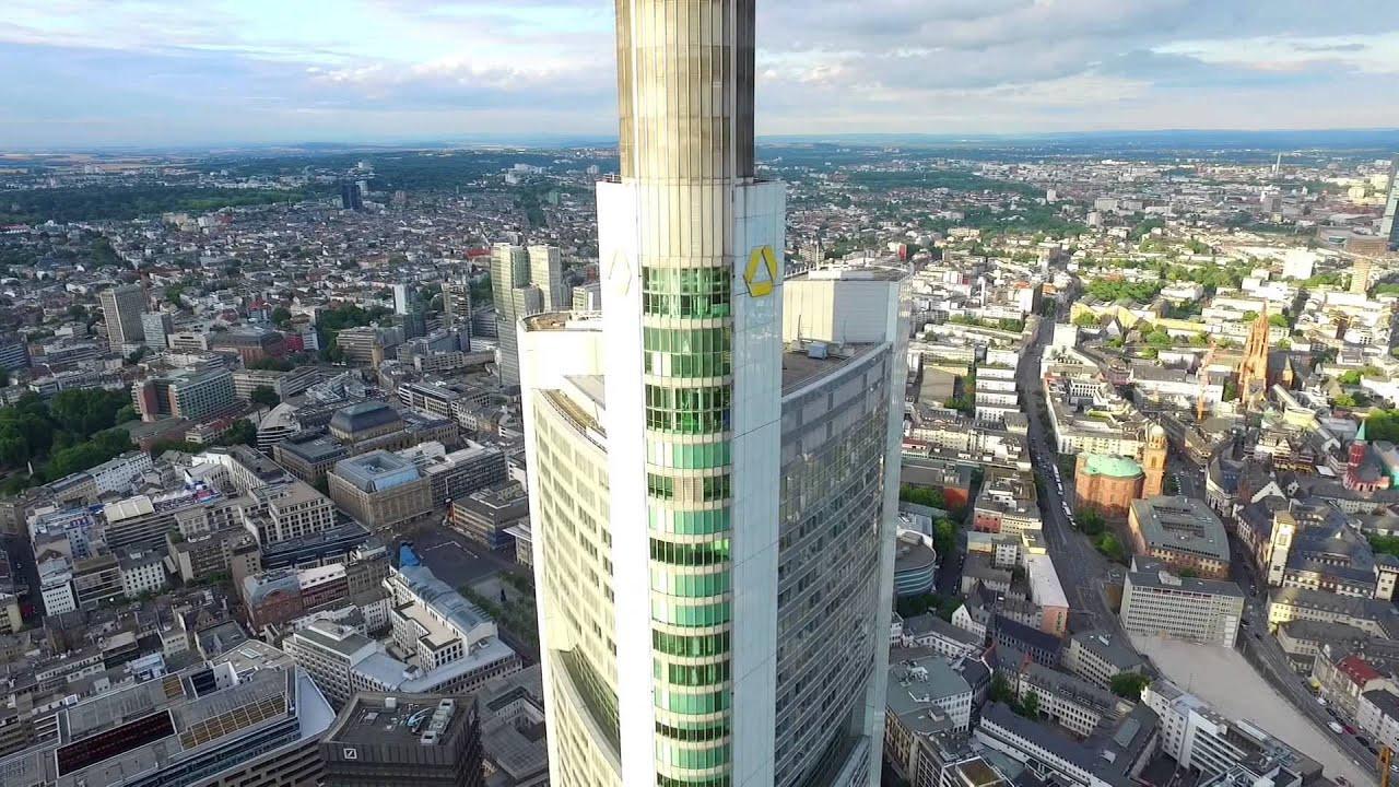 Nageldesign Frankfurt Am Main  merzbank Tower in Frankfurt am Main
