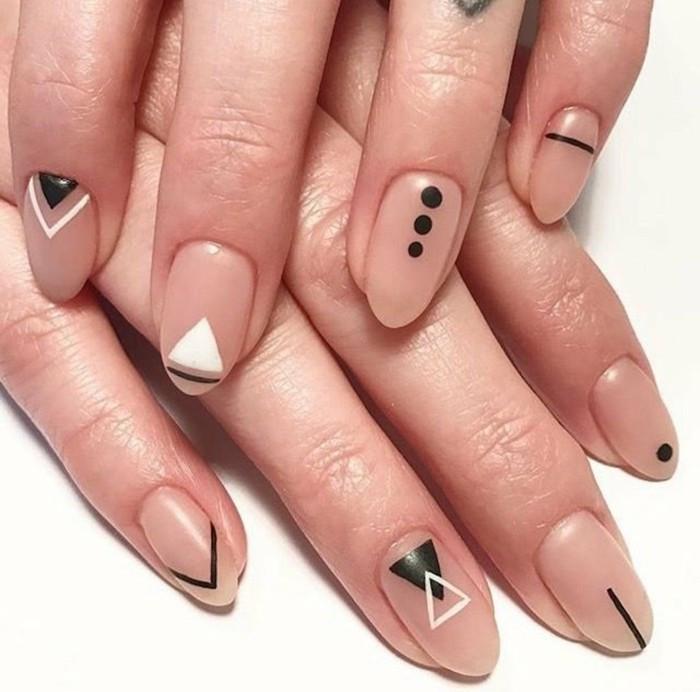 Nageldesign Herbst  Fingernägel Design Nageldesign Herbst in 33 Beispielen