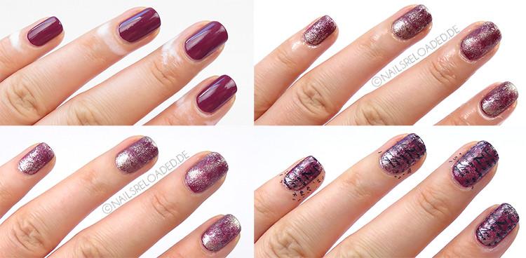 Nageldesign Herbst  nails reloaded Nageldesign Herbst