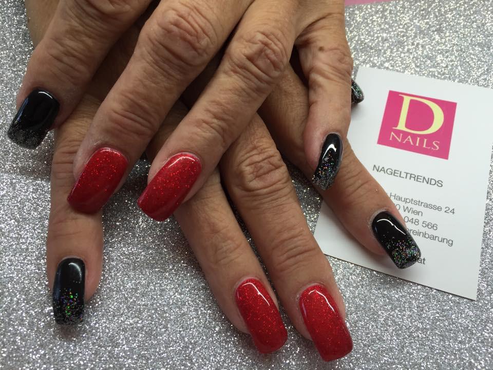 Nageldesign Kaiserslautern  nails rot 4717 nails rot rote n gel f e mit nagellack