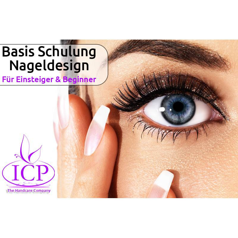 Nageldesign Lehrgang  Basis Schulung Fingernageldesign