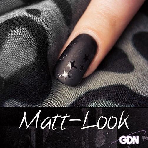 Nageldesign Matt Look  25 best ideas about Schwarze Nägel auf Pinterest