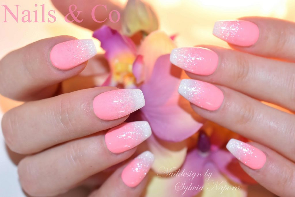 Nageldesign Pastell  Sommer Nageldesign – Nail Art & Co