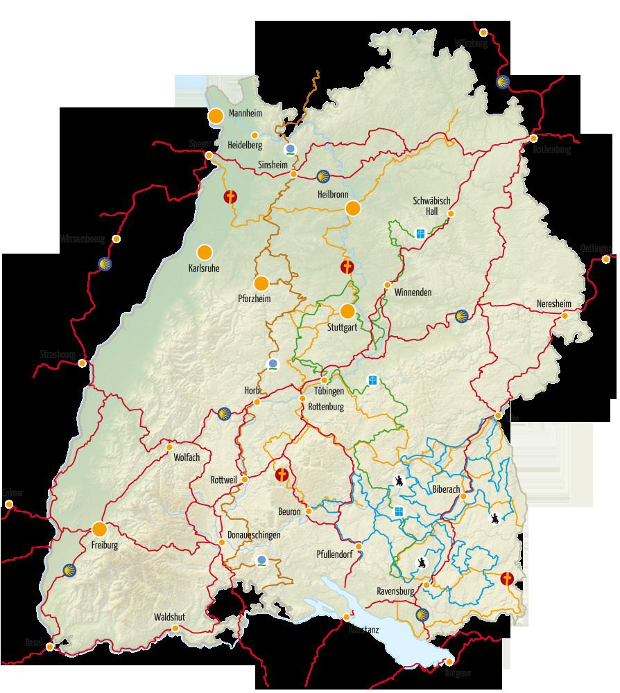 Nageldesign Schulung Baden-Württemberg  Startseite Pilgern in Baden Württemberg
