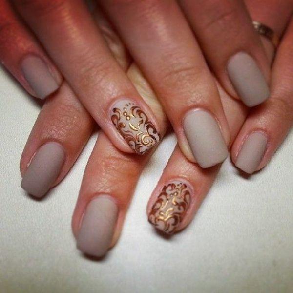 Nageldesign Selber Machen Kurze Nägel  Nageldesign Muster wie Sie Fingernägel Designs selber machen