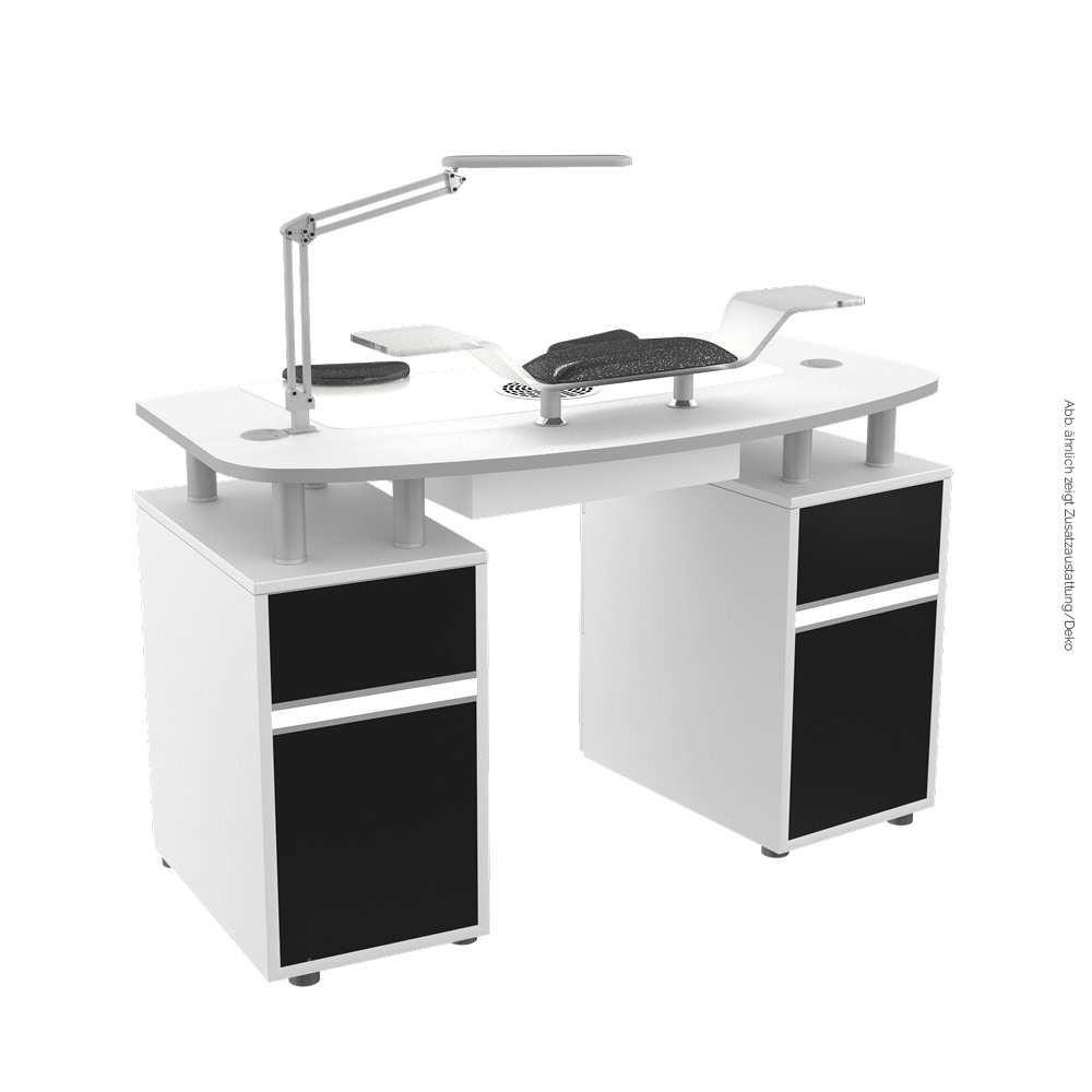 Nageldesign Tisch Mit Absaugung  Bewundernswert Tisch Für Nageldesign Mit 30 Super Designs