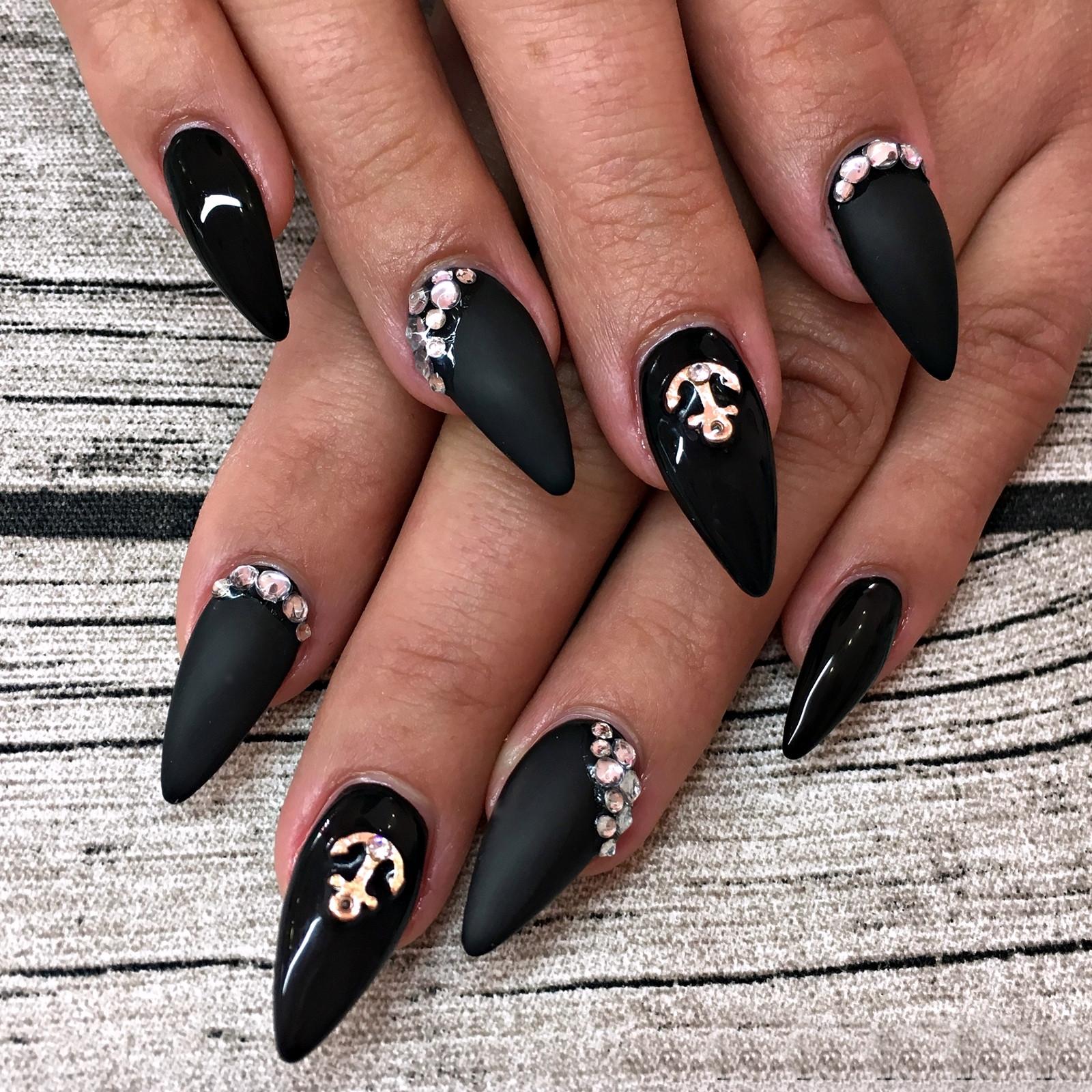 Nageldesign Vorlagen  Nail Art Inspiration 1 Fashionladyloves