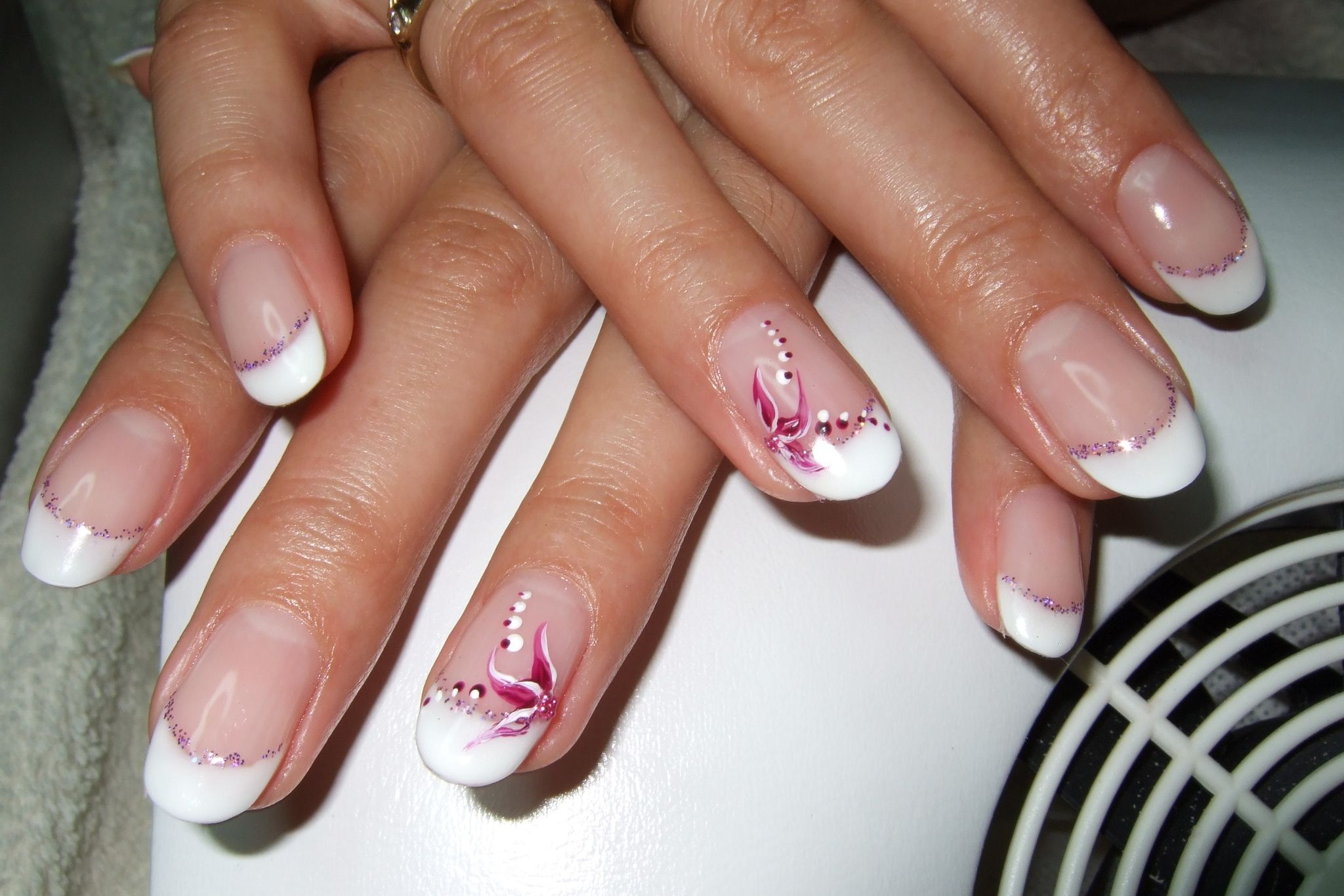 Nageldesign Vorschläge  Nageldesign french Nägel