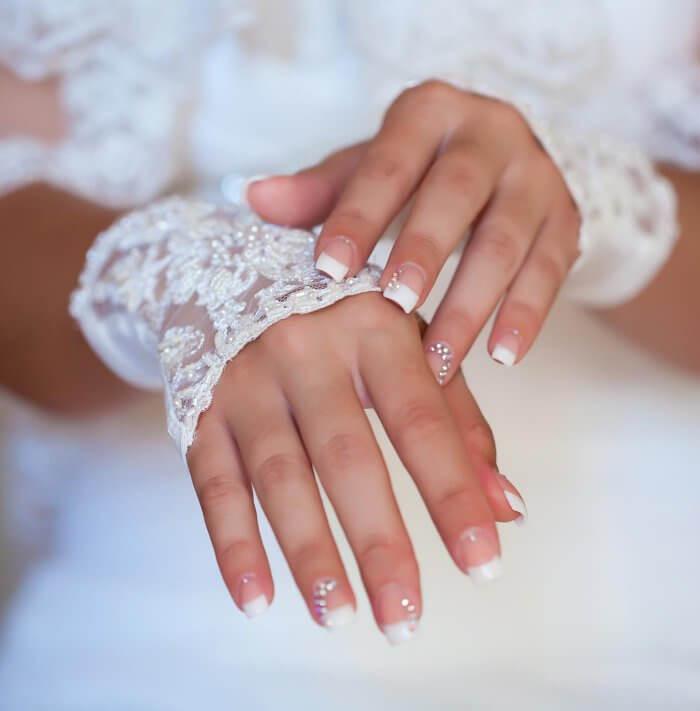 Nageldesign Zur Hochzeit  Hochzeitsnägel – 10 tolle Ideen & wertvolle Tipps