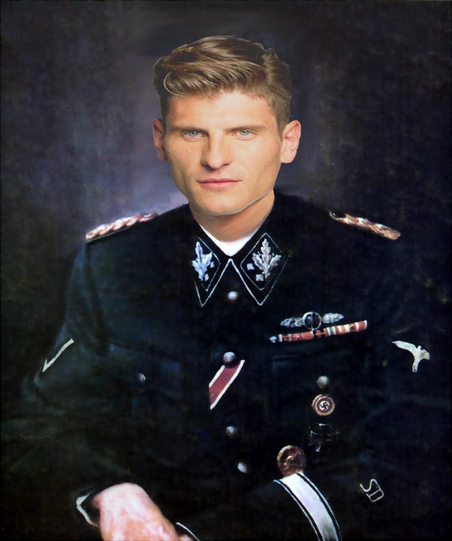 Nazi Haarschnitt  Nazi Frisuren Frauen