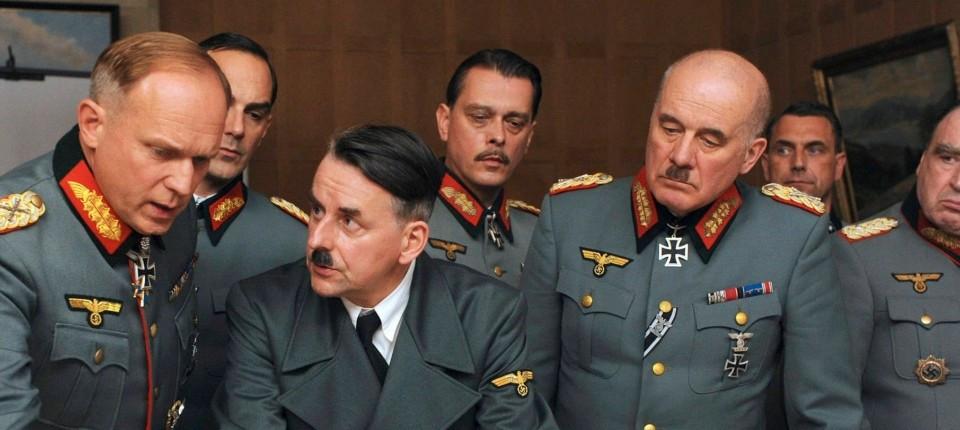 Nazi Haarschnitt  Nazis in Historienfilmen Die Macht der Frisuren