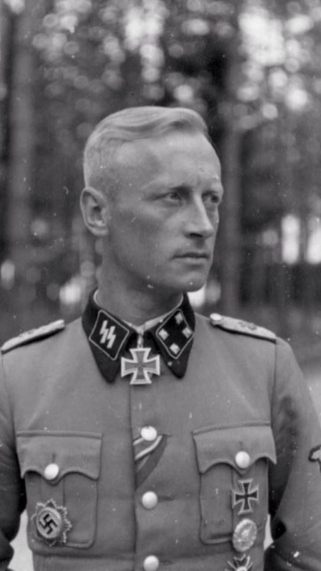 Nazi Haarschnitt  Wwii German Haircut