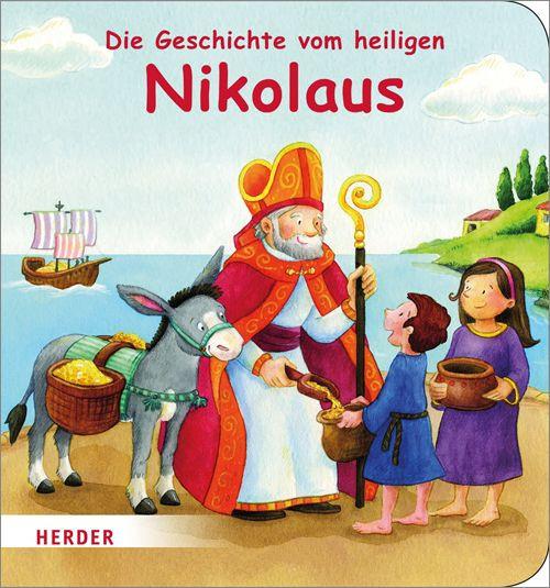 Nikolaus Geschenke Ideen  25 einzigartige Nikolaus geschichte Ideen auf Pinterest