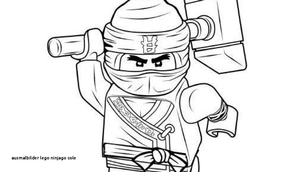 Ninjago Cole Ausmalbilder  Ausmalbilder Ninjago Cole Nouveau Image 23 Ausmalbilder