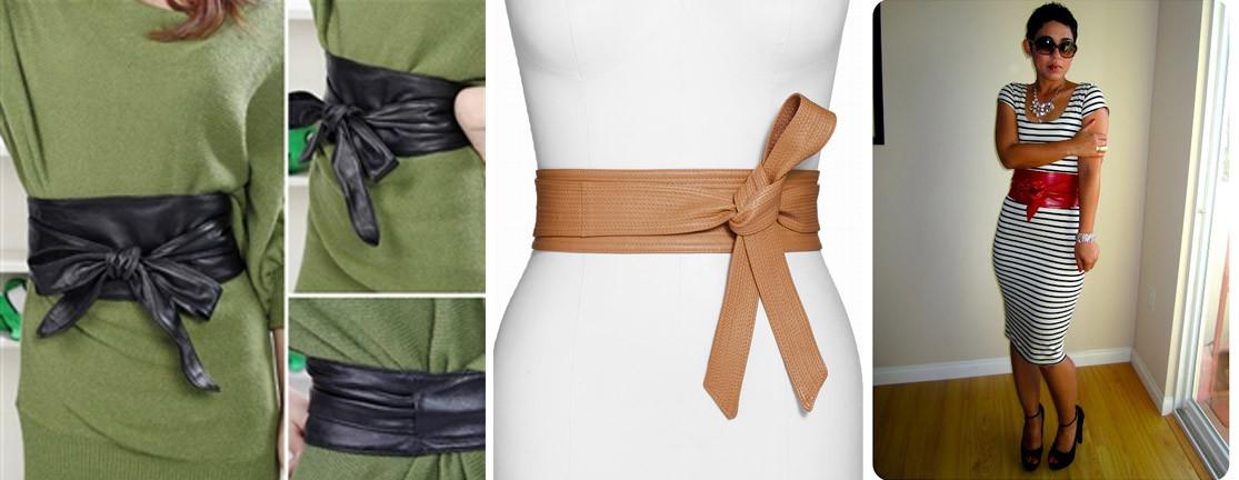 Obi Diy  AtHomeWithNicole DIY belts