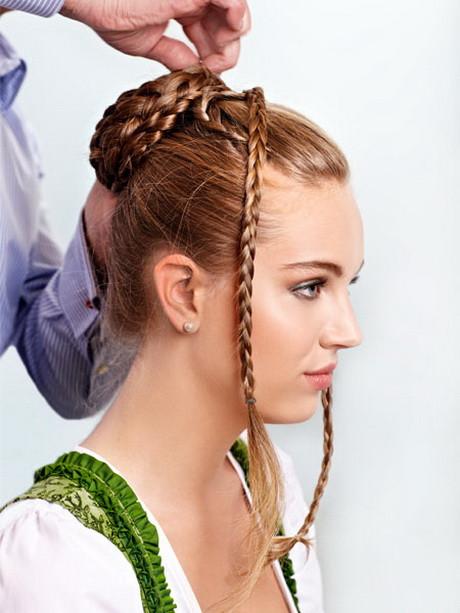 Oktoberfest Frisuren Für Kurze Haare  Oktoberfest frisuren kurze haare