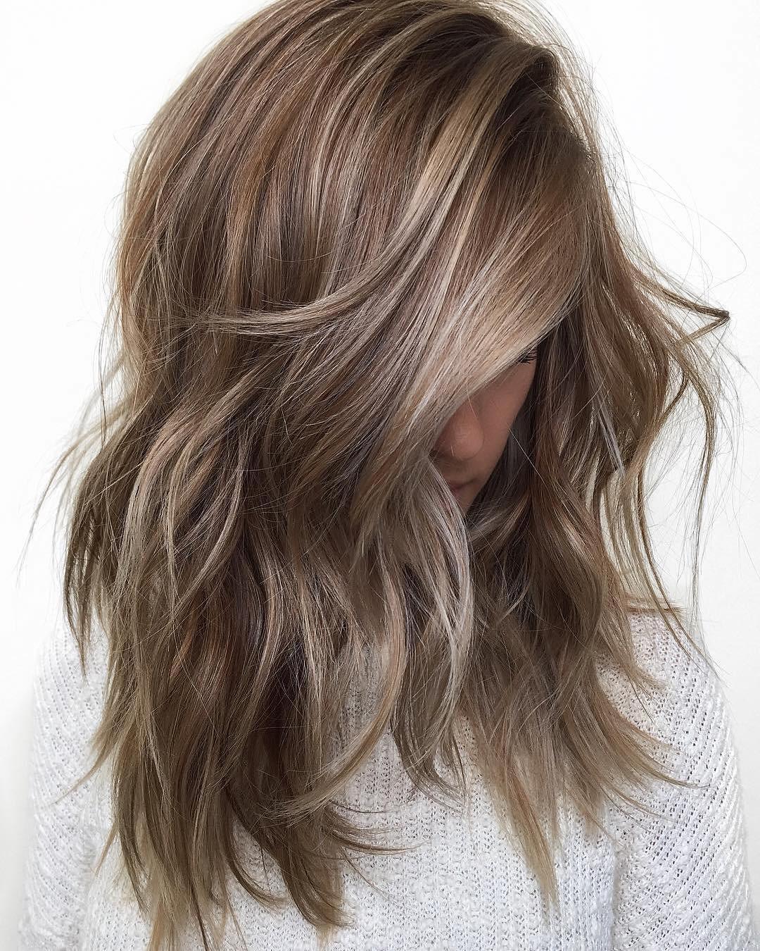 Ombre Frisuren  10 Balayage Ombre Frisuren für schulterlanges Haar Smart