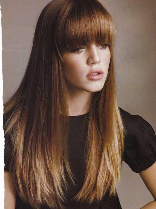 Ombre Frisuren  Beste Ombre Farbigen Frisuren Trend Frisuren Stil