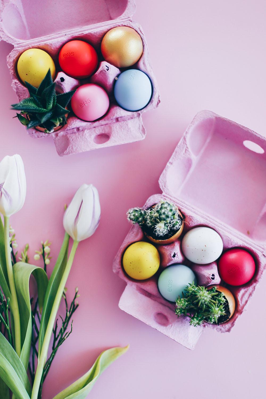 Oster Diy  Eiei DIY Geschenkidee für Ostern Der Beauty und Deko Mix