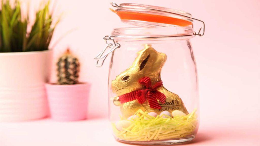 Oster Geschenke  Ostergeschenke basteln 4 süße Last Minute Ideen