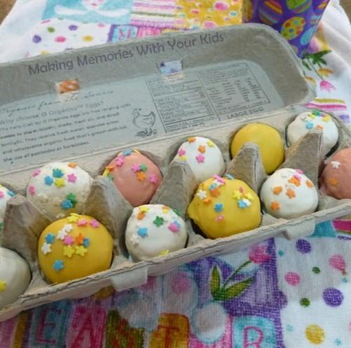 Oster Geschenke  Kleine Ostergeschenke selber machen 33 originelle und