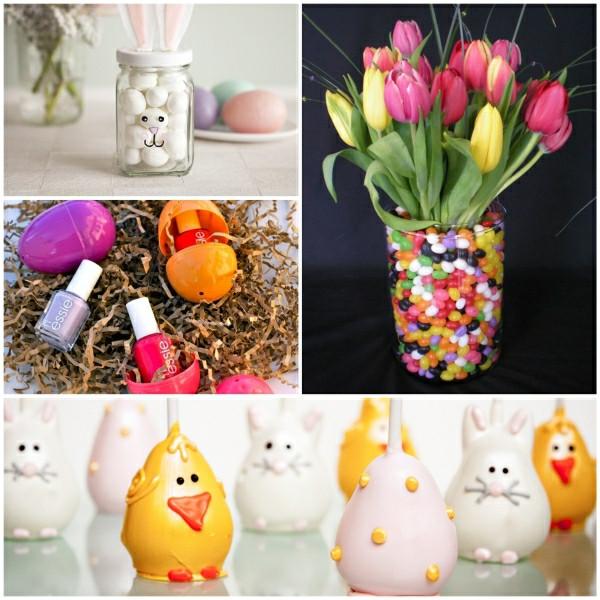 Oster Geschenke  Ostergeschenke selber machen kleine nette Geste zeigen