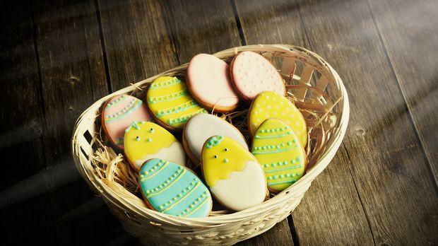 Oster Geschenke  Ostergeschenke aus der Küche Süßes selbst gemacht