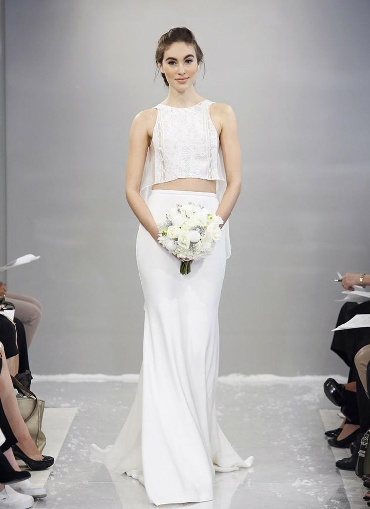 Outfit Hochzeit  Bauchfreie Outfit zur Hochzeit 25 Ideen zum Nachmachen