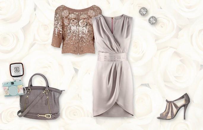 Outfit Hochzeit  Für den edlen Hochzeitsempfang Dresscode für