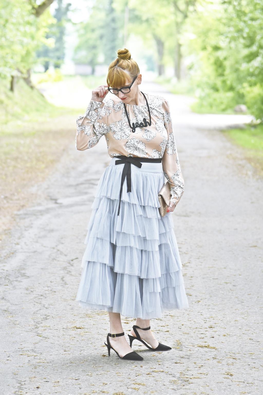 Outfit Hochzeit  Mein Hochzeitsparty Outfit mit Tüllrock für eine