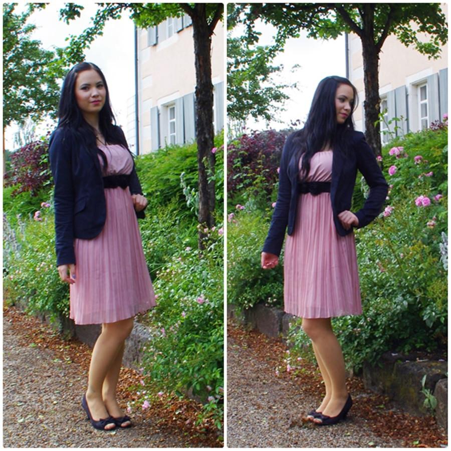 Outfit Hochzeit  [Outfit] Mein 1 Mal auf einer Hochzeit Beauty Mango