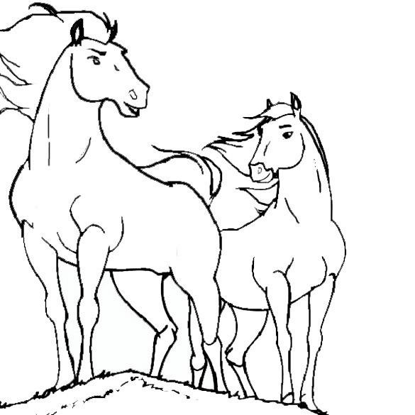 20 der besten ideen für pferde ausmalbilder zum drucken