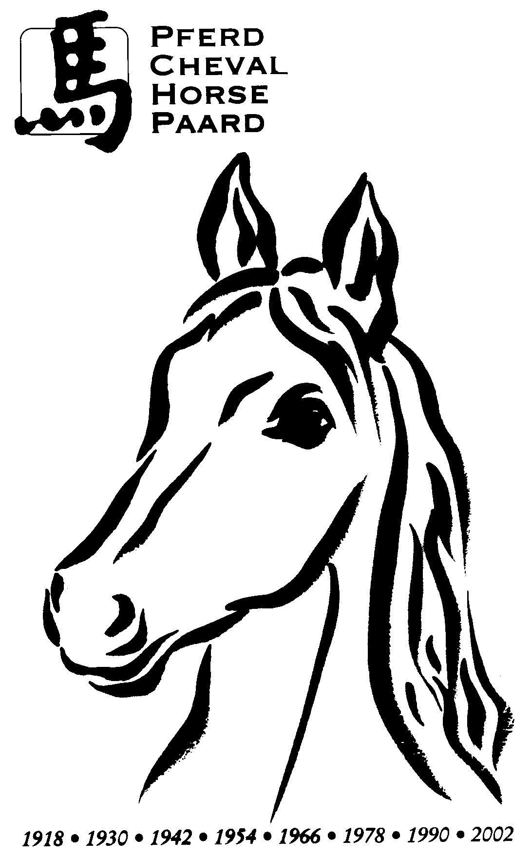Pferdekopf Ausmalbilder  ausmalbilder pferdekopf malvorlagen 03