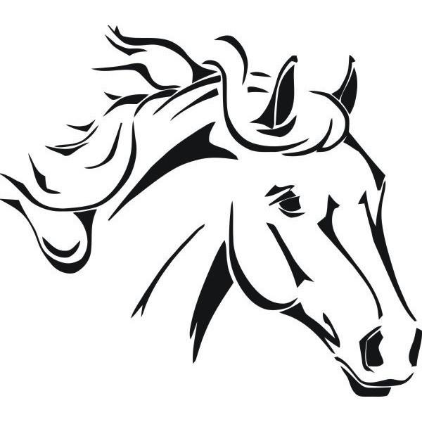 Pferdekopf Ausmalbilder  Ausmalbilder pferdekopf kostenlos Malvorlagen zum