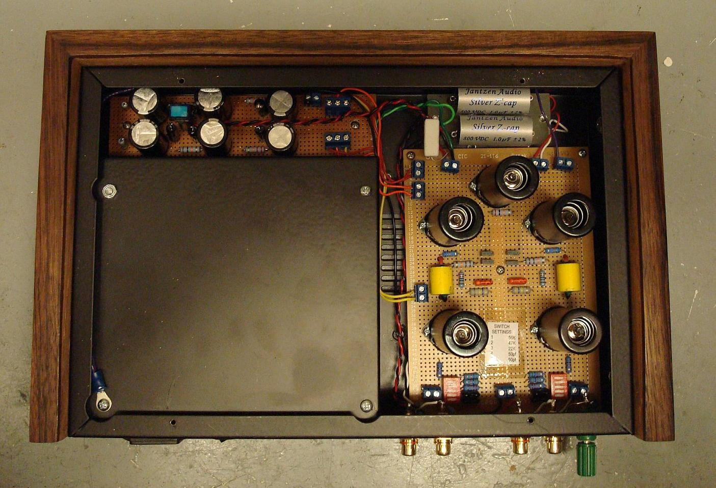 Phono Preamp Diy  DIY Audio Projects Hi Fi Blog for DIY Audiophiles