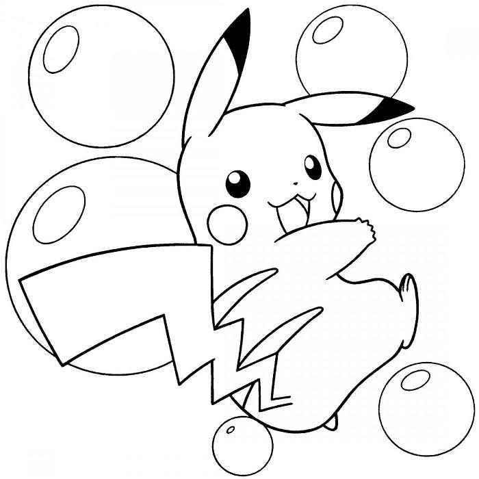 top 20 pokemon pikachu ausmalbilder  beste wohnkultur