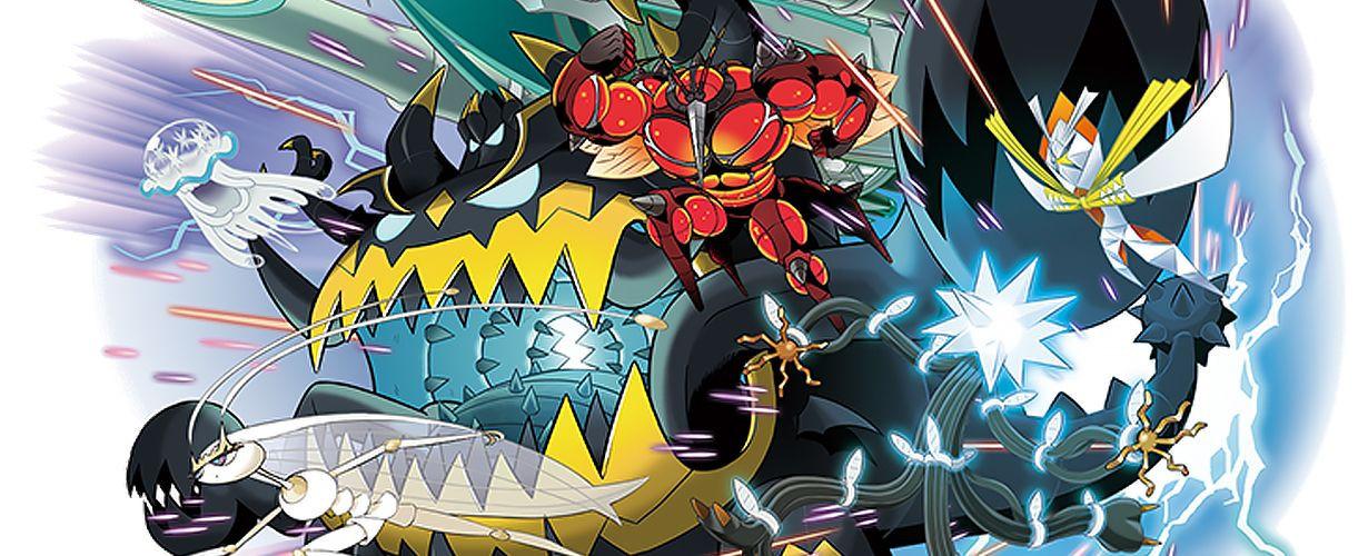 Pokemon Ultrasonne Frisuren  Pokémon Ultrasonne & Ultramond Ultrapforten & Cosmog erklärt