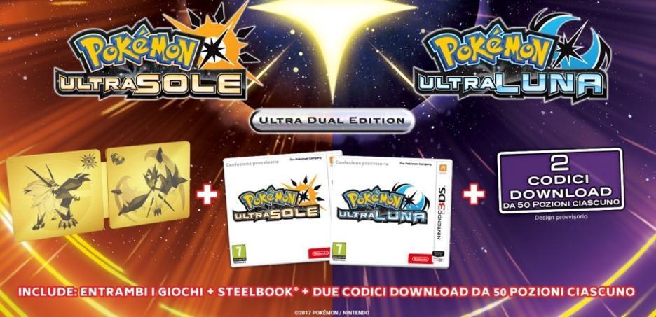 Pokemon Ultrasonne Frisuren  Bundle Pokémon Ultrasole Pokémon Ultraluna Ultra Dual