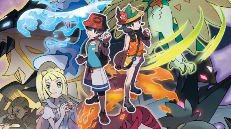 Pokemon Ultrasonne Frisuren  Ultra Pokémon Sun and Moon Make Hunting Shiny Pokémon Way