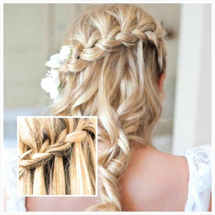 Prom Frisuren  Hochzeit Frisuren Prom Frisuren Für Langes Haar