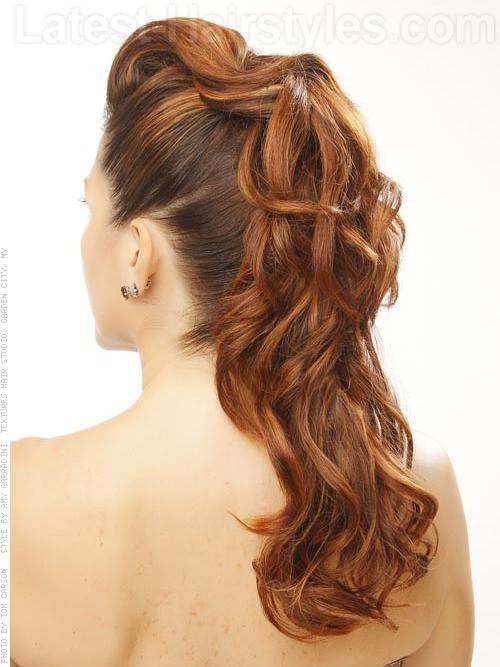 Prom Frisuren  Prom Frisuren Die heißesten Looks ses Jahr Trend