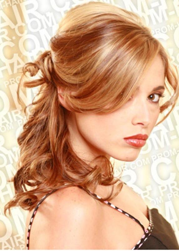 Prom Frisuren  Prom Frisuren für kurzes Haar Frisuren Für Lange Haare