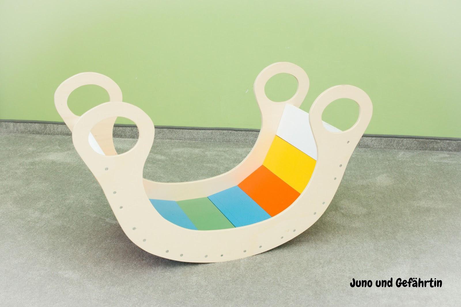 Regenbogenwippe Diy  DIY Regenbogenwippe s Webseite
