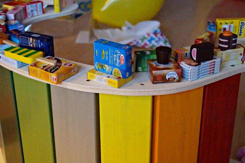 Regenbogenwippe Diy  Eine Regenbogenwippe bauen DIY von