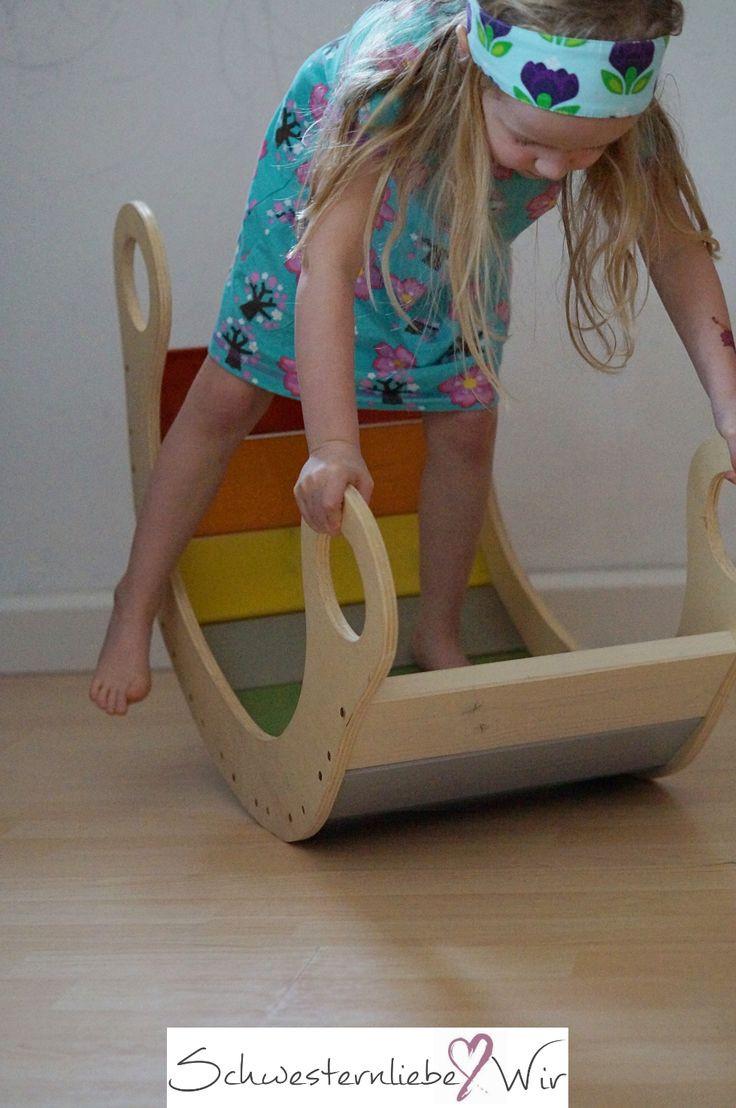Regenbogenwippe Diy  442 besten ★ Kinderzimmer Ideen ★ Bilder auf Pinterest