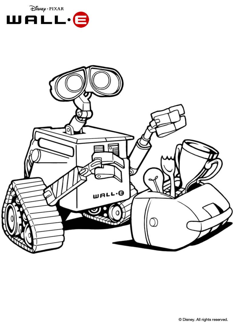 20 besten roboter ausmalbilder  beste wohnkultur