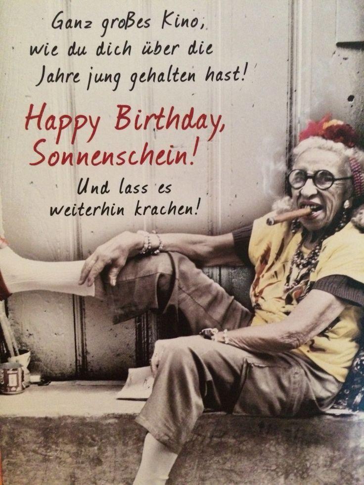 Rockige Geburtstagswünsche  Die 25 besten Ideen zu Lustige geburtstagsgrüße auf